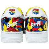 MEDICOM TOY CAMO BAPE STA LOW