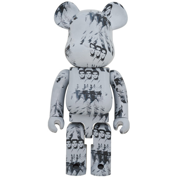 BE@RBRICK Andy Warhol's ELVIS PRESLEY 1000%《Planned to be shipped in late March 2021》