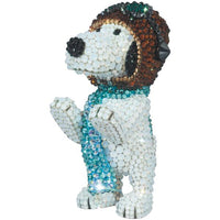 UDF CRYSTAL DECORATE SNOOPY VINTAGE SNOOPY《Planned to be shipped in late February 2021》