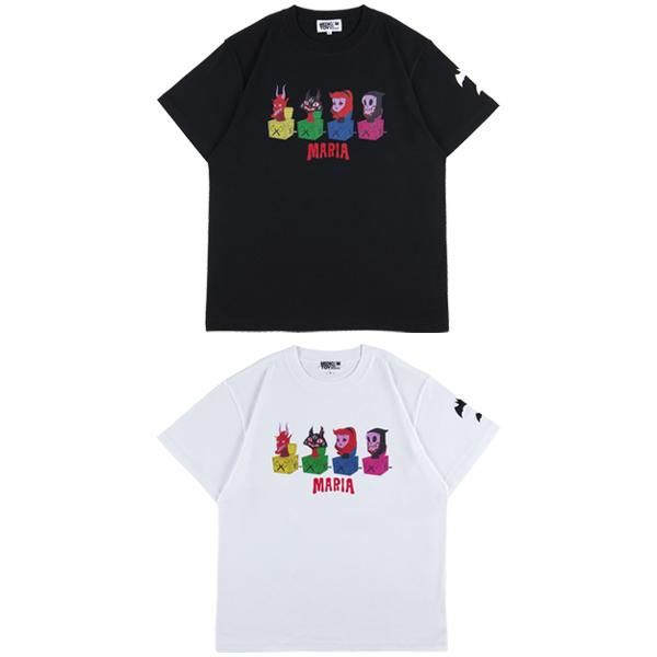 "MLE ASAMI MATSUMURA シリーズ TEE DESIGN-B ""Jack In The Box"""