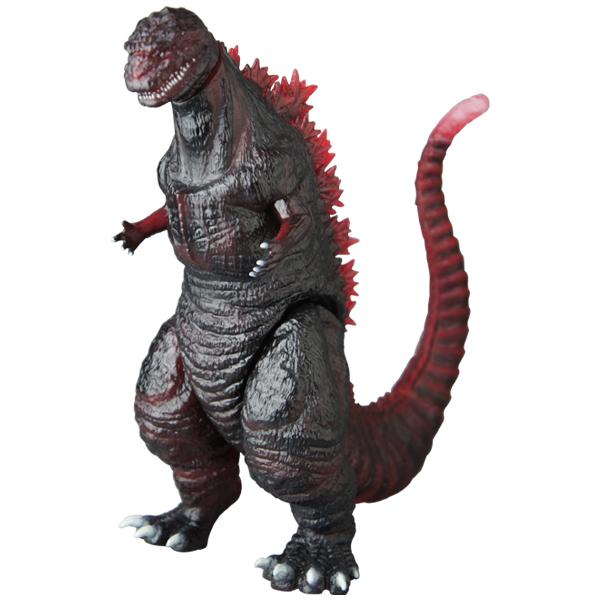 MARMIT GODZILLA 2016 (4th transformed) Clear Red Ver.