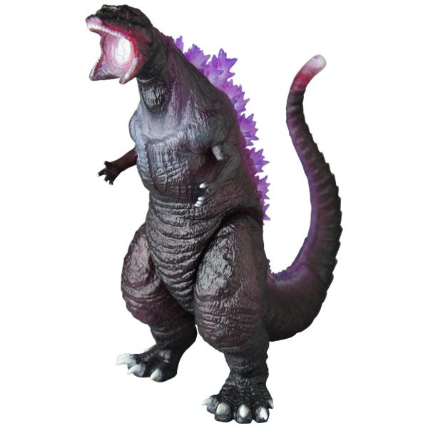 MARMIT GODZILLA 2016 (Heat Ray) Clear Purple Ver.