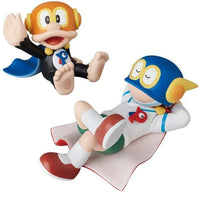 "UDF ""Fujiko F. Fujio Works"" Series 9 Nap Perman No. 1 & 2 (Set of 2)"