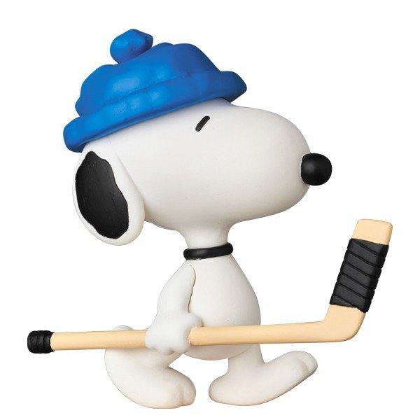 UDF PEANUTS シリーズ6 HOCKEY PLAYER SNOOPY