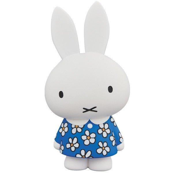 UDF Dick Bruna (Series 2) Miffy in a floral dress