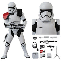 MAFEX FIRST ORDER STORMTROOPER(TM)(THE LAST JEDI Ver.)