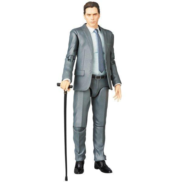 MAFEX BRUCE WAYNE (The Dark Knight Trilogy)