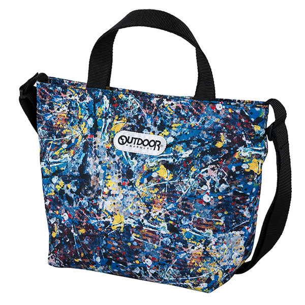 "2WAY TOTE BAG ""Jackson Pollock Studio"" made by Outdoor Products"