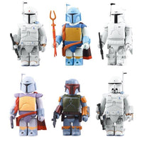KUBRICK STAR WARS(TM) BOBA FETT(TM) COLLECTION(オープンタイプ)