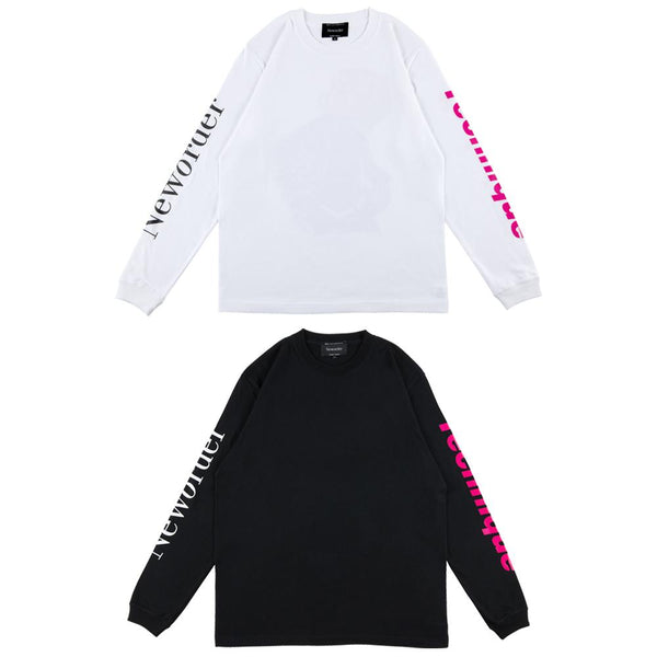 "Sync. Neworder LONG SLEEVE TEE ""TECHNIQUE""《Scheduled to be released in July 2021》"