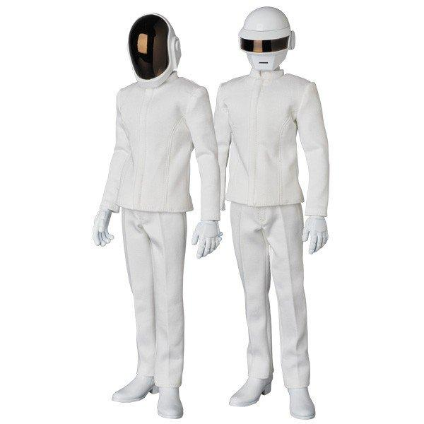 RAH DAFT PUNK(WHITE SUITS Ver.) GUY-MANUEL de HOMEM-CHRISTO/ THOMAS BANGALTER