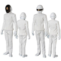 RAH DAFT PUNK (WHITE SUITS Ver.) GUY-MANUEL de HOMEM-CHRISTO / THOMAS BANGALTER