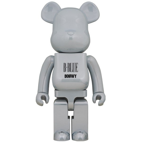"BE@RBRICK BOOWY ""B・BLUE"" 1000%"