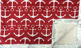Anchor Red-Cream-Cream