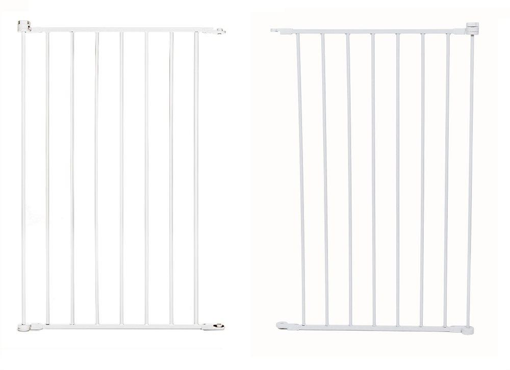 Carlson 2-pack extensions for 1510hpw Flexi Extra Tall Gate