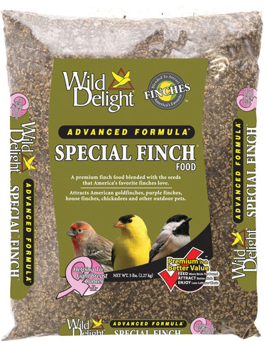 Wild Delight Special Finch Food