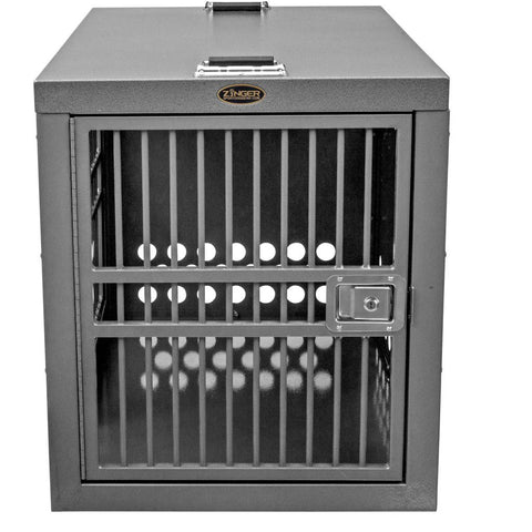 Image of ZINGER™ Deluxe Aluminum Dog Crates