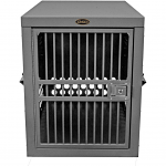 ZINGER™ Aluminum Dog Crates Airline Approved