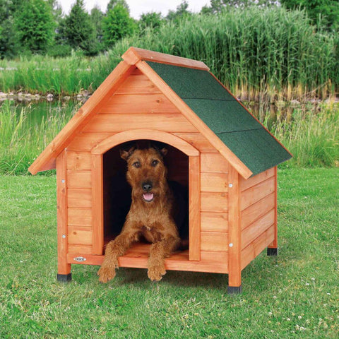 Image of Trixie Pet Natura Cottage Dog House Brown