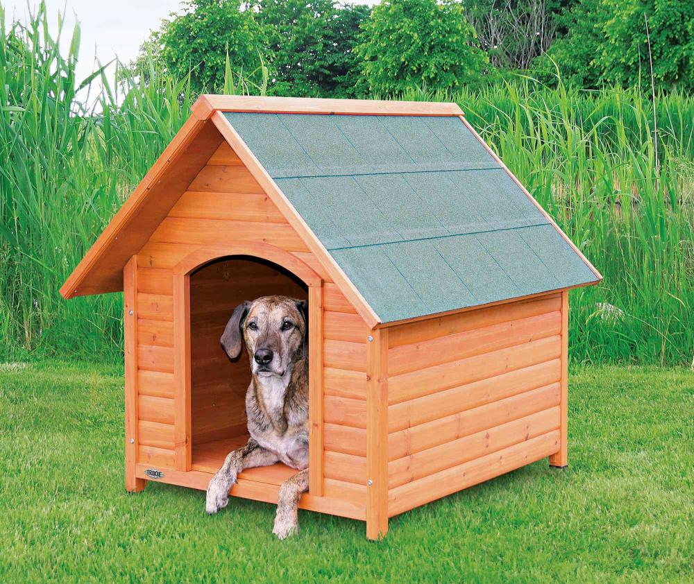 Trixie Pet Natura Cottage Dog House Brown