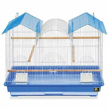 Prevue Hendryx Parakeet Triple Roof Flight Cage