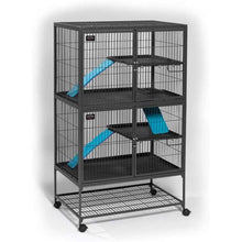 Midwest Ferret Nation Unit with Stand Platinum Gray Hammertone