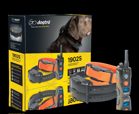Dogtra 1902S Field Star 3/4 Mile Remote Training E-Collar For 2 Dogs