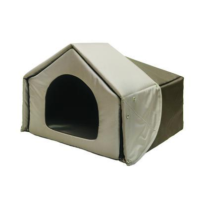 Richellusa Convertible Pet Dog Cat Portable Bed House For Pets Up To 17.6 Lbs