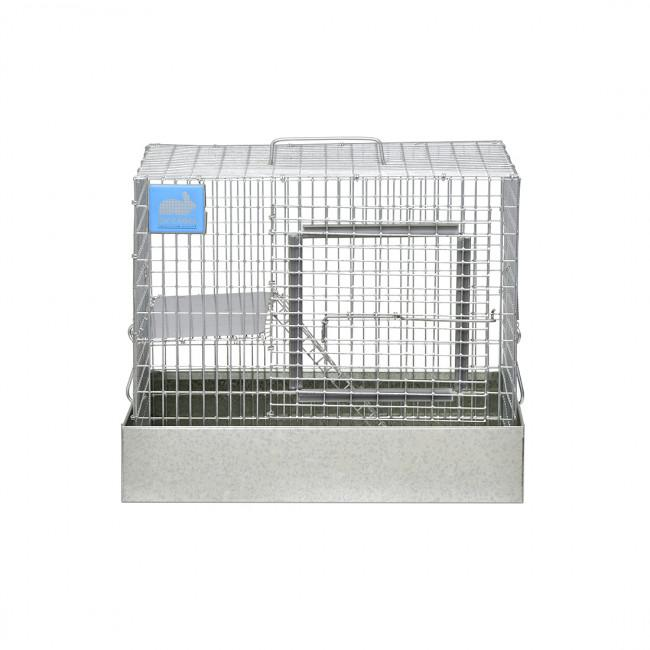 Rodent Cage 10 x 14 x 12 Galvanized