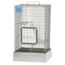 3 Level Mini Rodent Tower 10 x 10 x 18 Galvanized