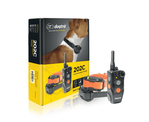 Image of Dogtra 202C Two Dog Remote Dog Training Collar