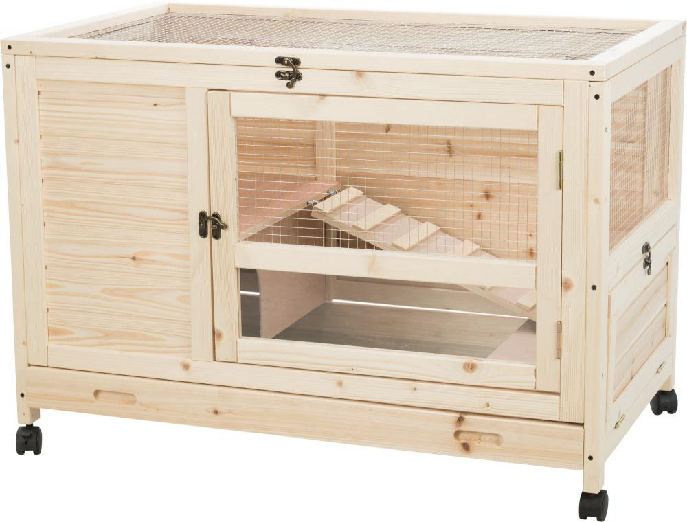 Trixie Pet Natura Small Animal Indoor Hutch
