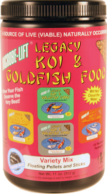 Microbe-Lift All Season Variety Mix Pond Food