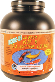 Microbe-Lift High Growth and Energy Pond Food
