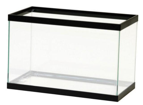 Aqueon Standard Rectangle Glass Aquarium Tank 5.5 GAL