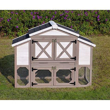 Merry Products 4-Door Country Style Chicken Coop