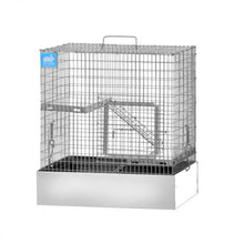 3 Level Rat Tower, 12 x 16 x 18 Galvanized