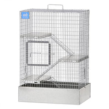 4 Level Large Rat Tower, 12 x 16 x 24 Galvanized