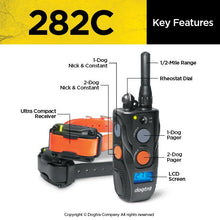 Dogtra 282C Two Dog Remote Training System