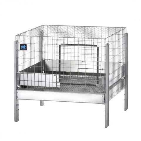 KW Cages Series 3000 Stacking Cage For Small To Medium Size Breeds