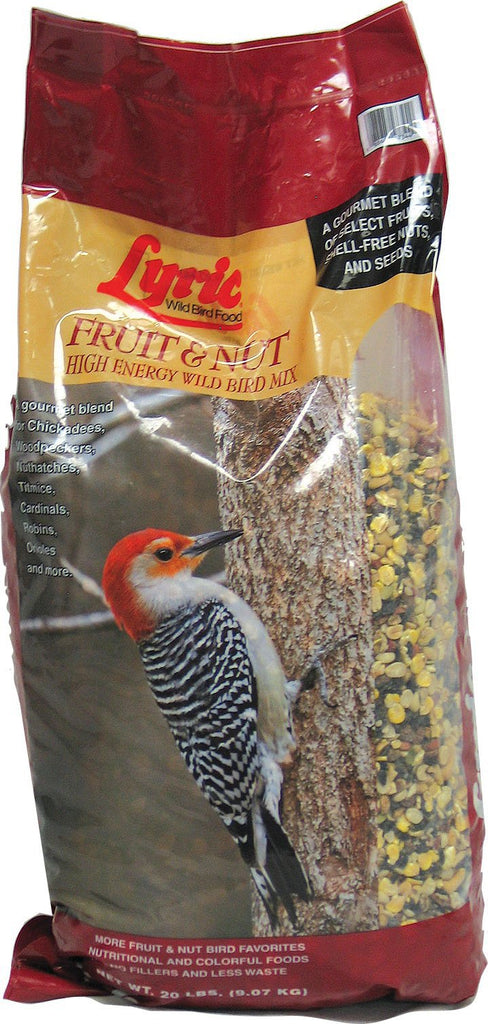 Lyric Fruit & Nut Bird Food