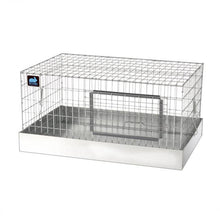 KW cages Pigpen Front Door
