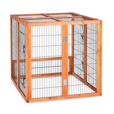 Image of Prevue Rabbit Playpen - Small