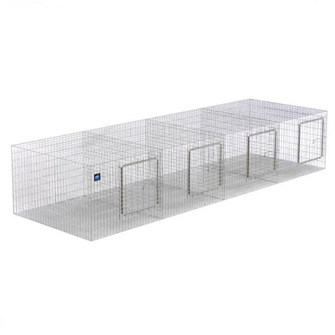 KW Cages Modular Wire Rabbit Cage