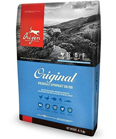 Orijen Original Adult Dog Food Trial Size Bag