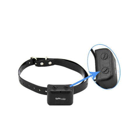 Bark Buddy Platinum Plus Rechargeable Bark Control Collar