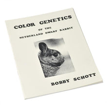 Color Genetics Of The Netherland Dwarf Guide - Paperback