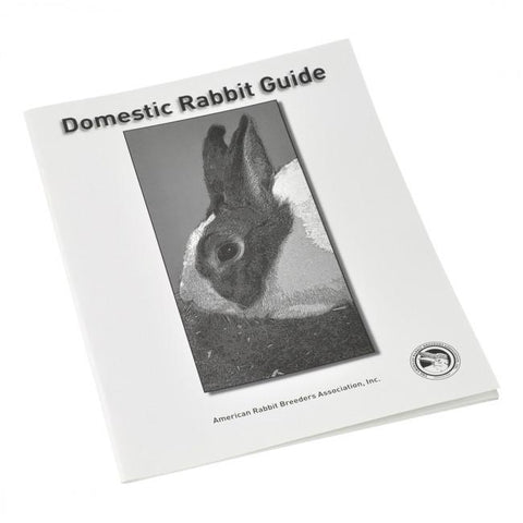 Domestic Rabbit Guide, ARBA