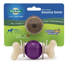 PetSafe Busy Buddy Bouncy Bone Treat Holding Dog Toy