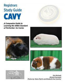 Registrar Study Guide, Cavy